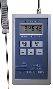 Цифровой термометр Precisa ad 3000 th
